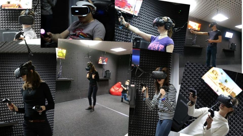 виртуальная реальность клубы в москве