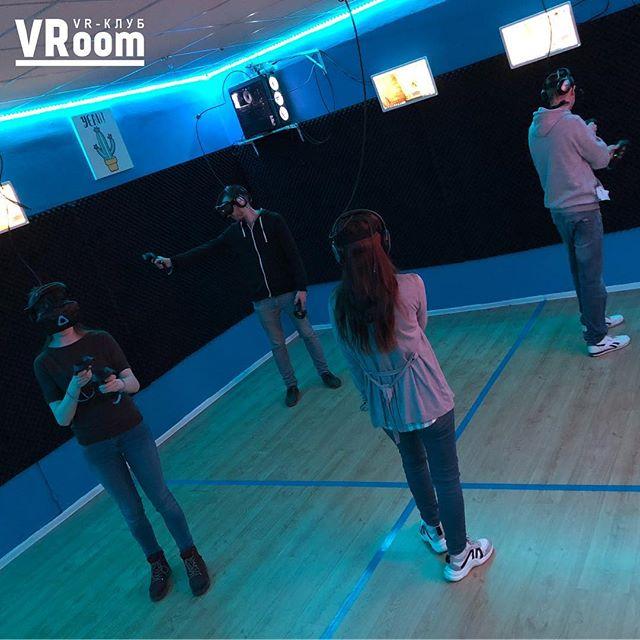 VRoom VR-Клуб