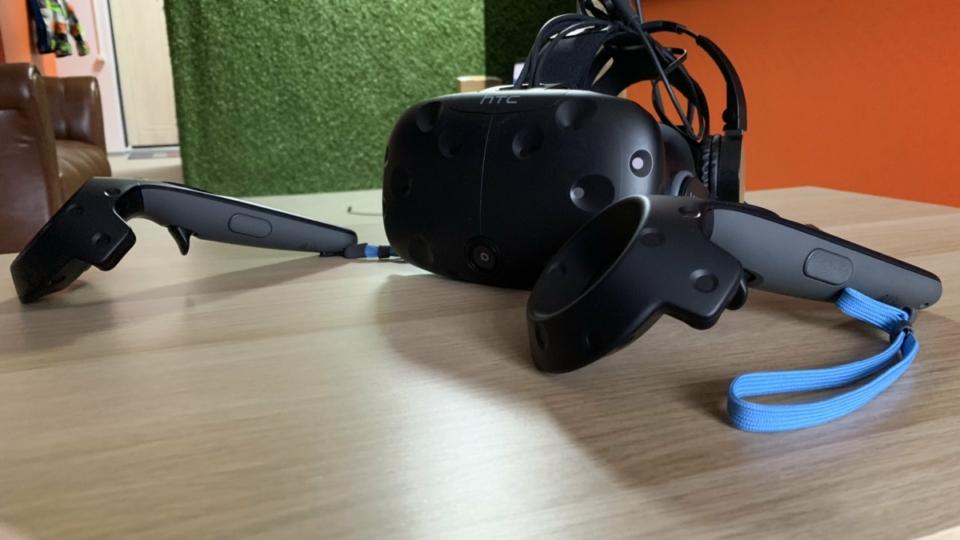 Клуб виртуальной реальности LoungeVR
