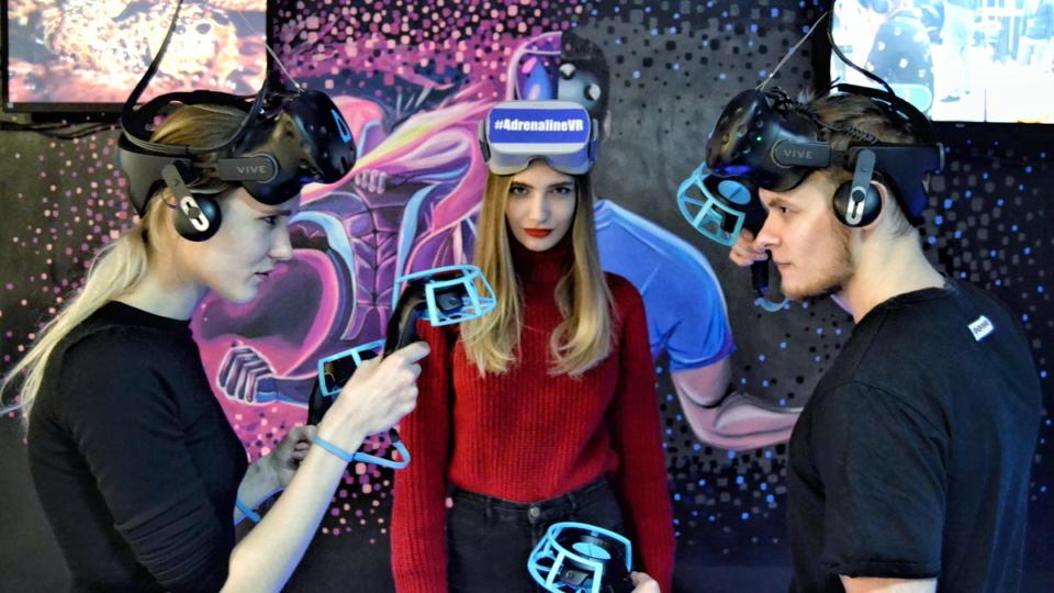 Adrenaline VR